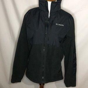 Columbia boys size 18/20 black jacket!